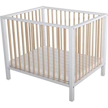 Parc bébé Nordic de Quax en bois de hêtre