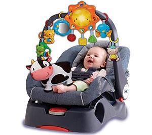 Tapis d'éveil bébé pour Cosy Auto