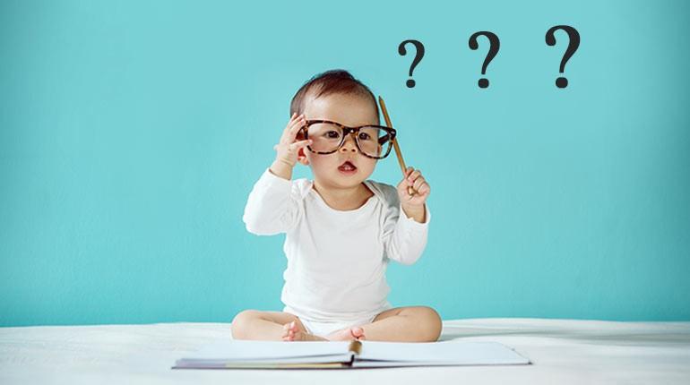 À partir de quel âge bébé peut-il ?