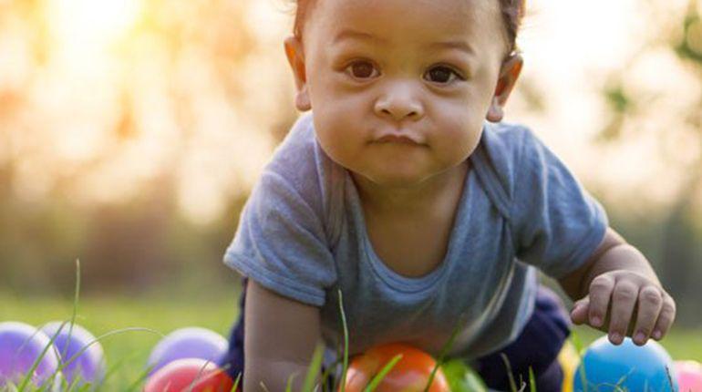 Jeux bébé - Mon top 10 des meilleurs jeux pour bébé avant ses 1 an.