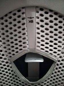 Réglage de la hauteur sur taille XS - Porte bébé Osprey Poco AG