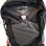 Sac à dos détachable sur porte bébé Osprey Poco Ag