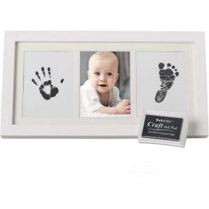 Kit empreinte pieds et mains bébé -Bubzi Co