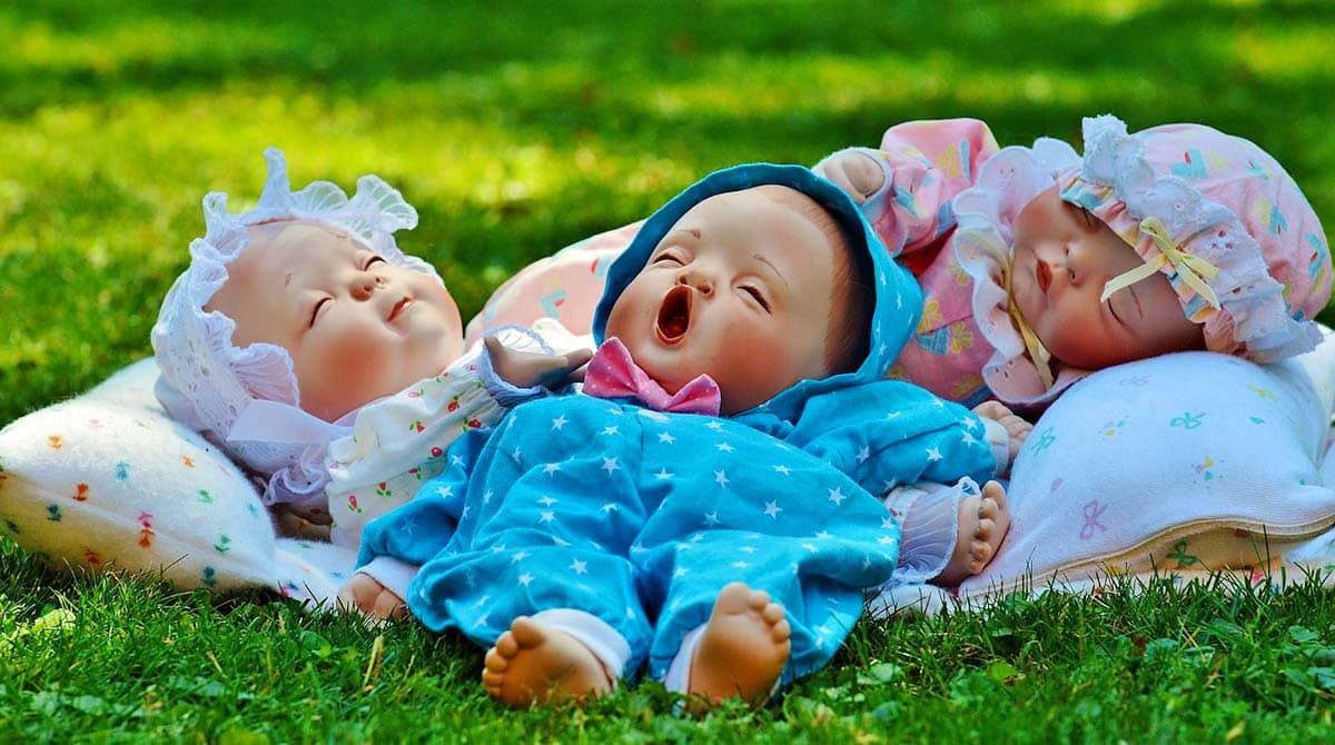 Pourquoi acheter un bébé reborn?